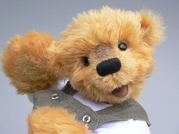 Entstehung eines Teddys :: Bearsonalitys by Anke Komorowski
