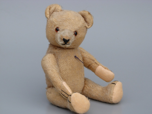 Teddy nach Restauration